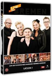 Sæson 1 - Live fra Bremen - Film -  - 5706100784165 - 11/5-2010