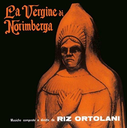 La Vergine Di Norimberga - Riz Ortolani - Musik - CONTEMPO - 8032584619165 - 22/6-2015