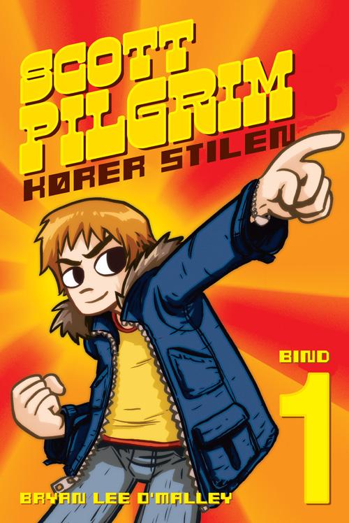 Scott Pilgrim: Scott Pilgrim kører stilen - Bryan Lee O'Malley - Bøger - Aben Maler - 9788792246165 - October 1, 2009