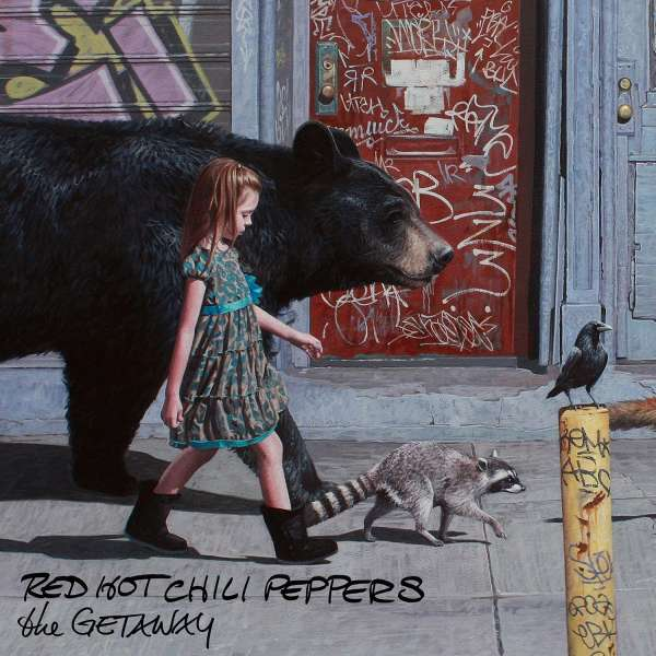 The Getaway - Red Hot Chili Peppers - Musik -  - 0093624920168 - June 17, 2016