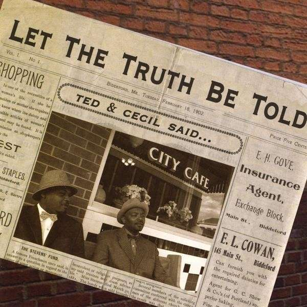 Let the Truth Be Told - From Birth - Musik - Commandment Entertainment - 0753182052168 - February 3, 2009