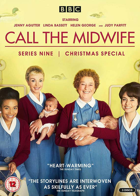 Call the Midwife - Series 9 - Call the Midwife - Series 9 - Film - 2ENTE - 5051561044168 - 16/3-2020
