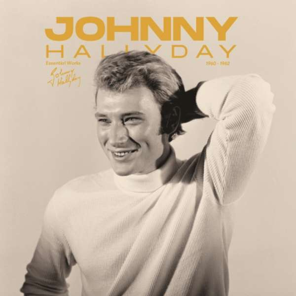 Essential Works 1960 - 1962 - Johnny Hallyday - Musik - MASTERS OF MUSIC - 3760300313169 - May 7, 2021