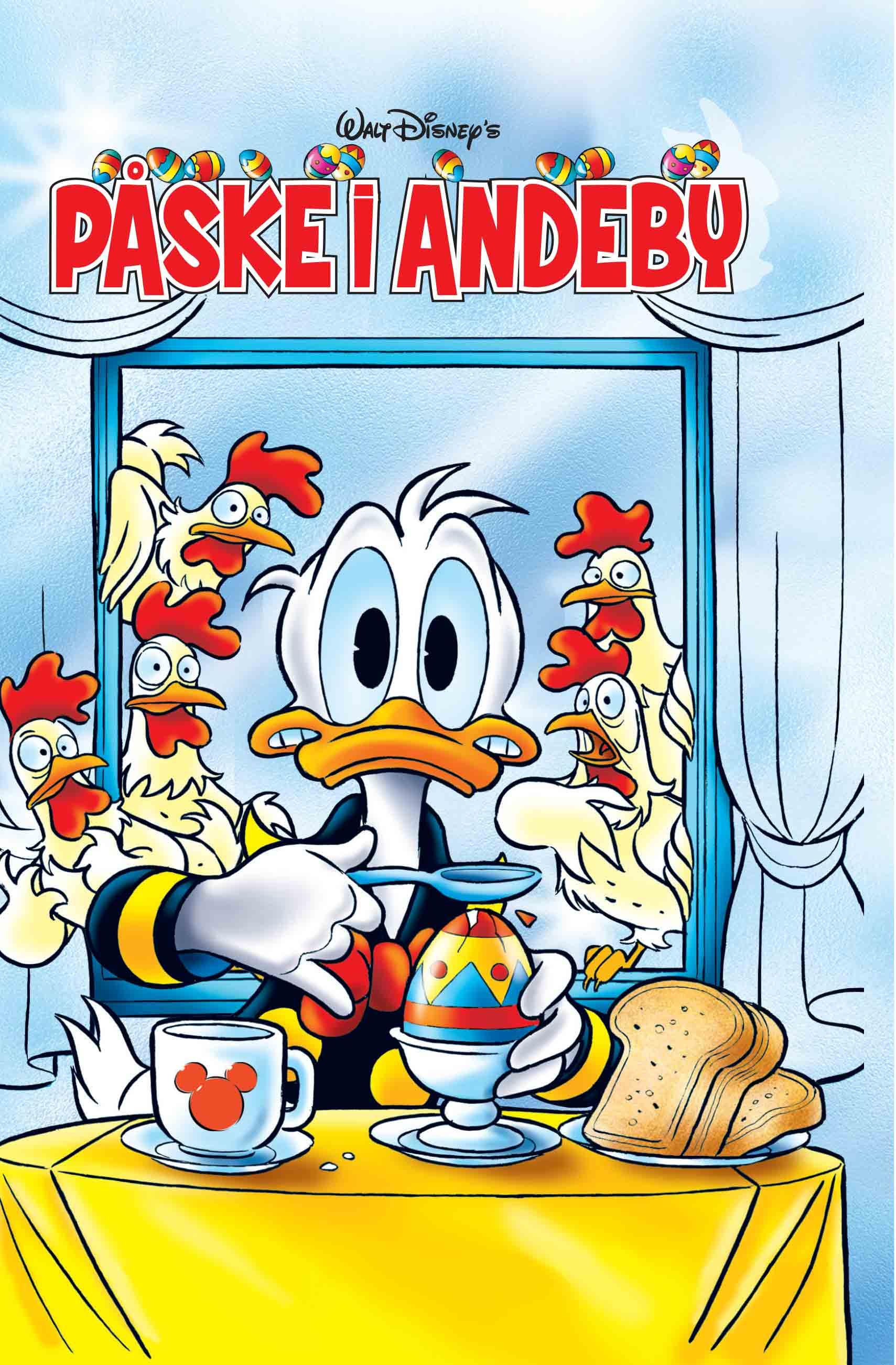 Påske i Andeby 2 - Disney - Bøger - Egmont Publishing A/S - 9788793840171 - 2/3-2020