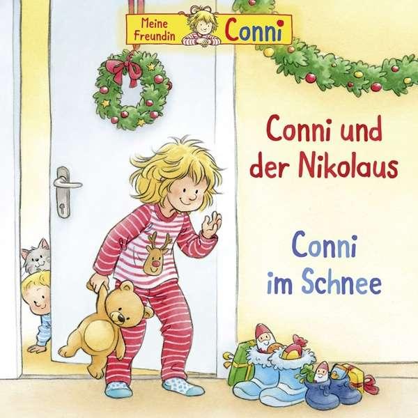 63: Conni Und Der Nikolaus / Conni Im Schnee - Conni - Musik - KARUSSELL - 0602508946172 - October 2, 2020