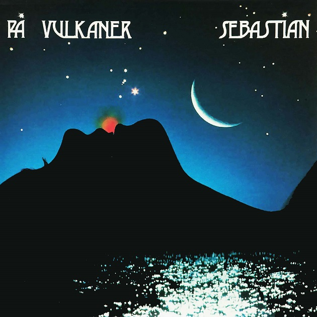 På Vulkaner [Signeret] - Sebastian - Musik -  - 7332181092172 - June 11, 2021