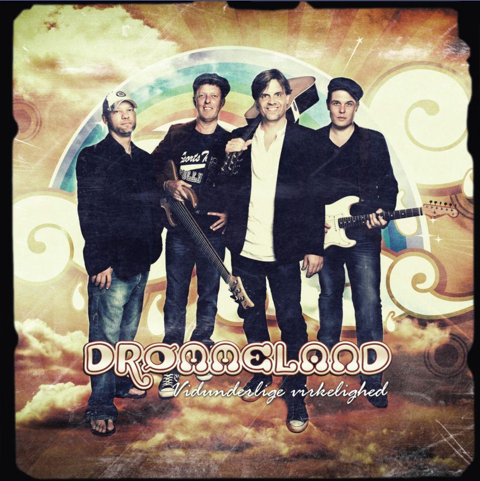 Vidunderlige virkelighed - Drømmeland - Musik - GTW - 5707785003176 - 27/8-2012