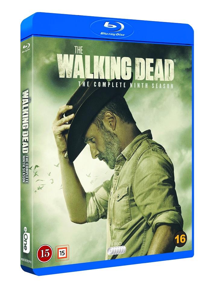 The Walking Dead - Season 9 - The Walking Dead - Film -  - 7340112750176 - 30. september 2019