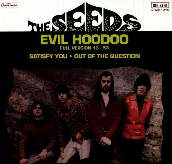 Evil Hoodoo - Seeds - Musik - ACE RECORDS - 0029667007177 - 18/4-2011