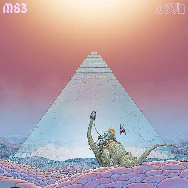 DSVII - M83 - Musik - BELIEVE - 3700187670177 - 20/9-2019