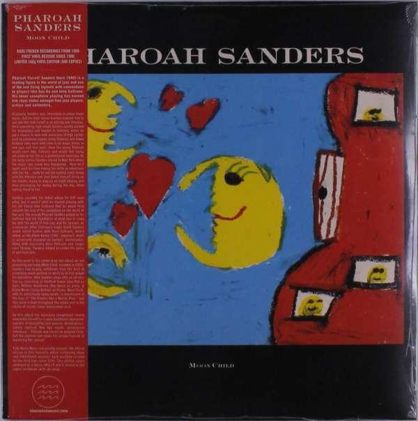 Moon Child - Pharaoh Sanders - Musik - TIDAL WAVE - 0752505992181 - September 27, 2019