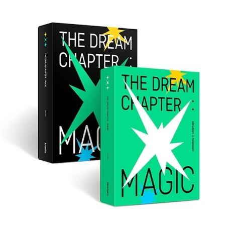 THE DREAM CHAPTER: MAGIC - Tomorrow X Together (TXT) - Musik - Big Hit Entertainment - 8809440339181 - October 23, 2019