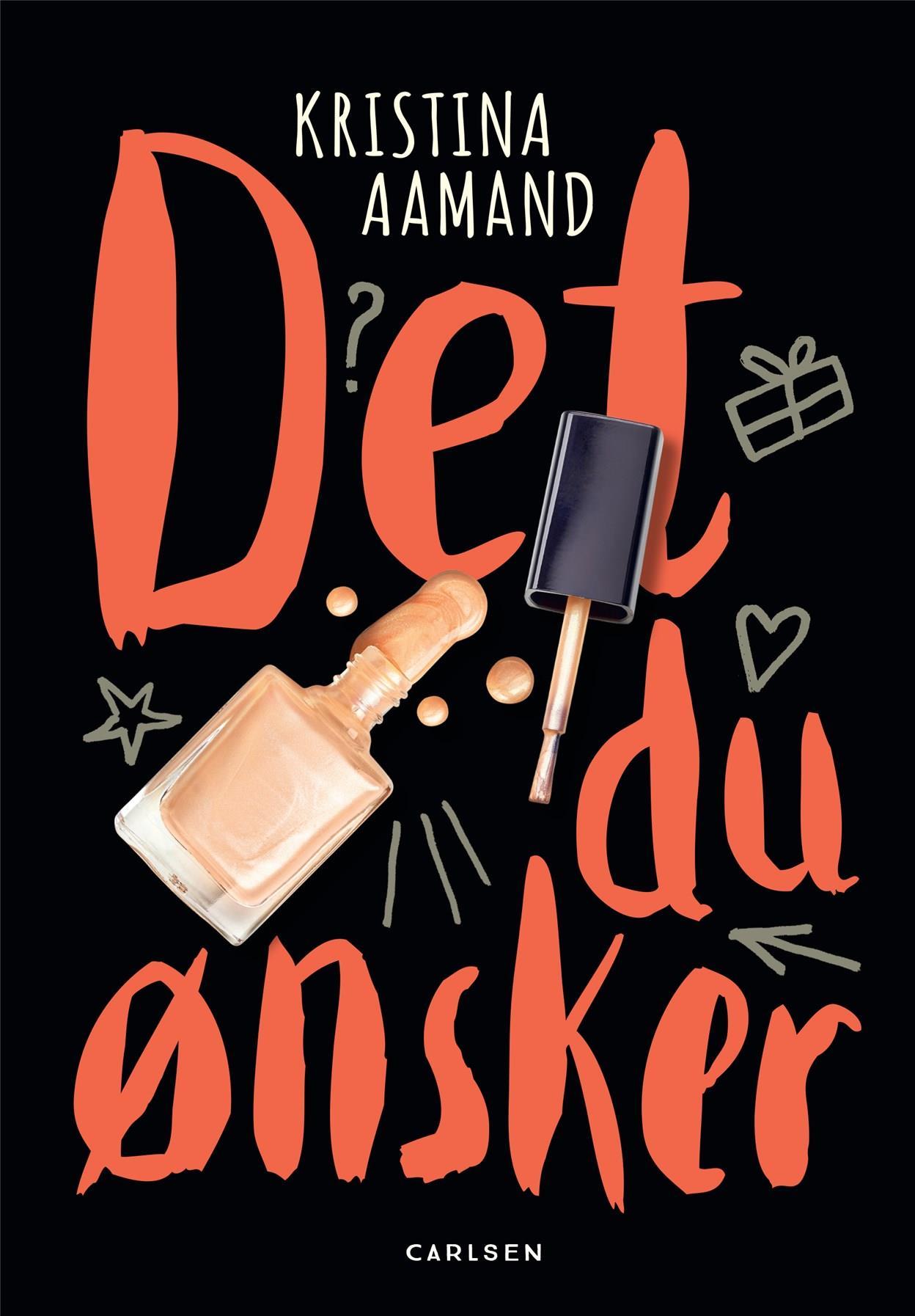 Hjerte af pap (2) - Det du ønsker - Kristina Aamand - Bøger - CARLSEN - 9788711698181 - 22/1-2019
