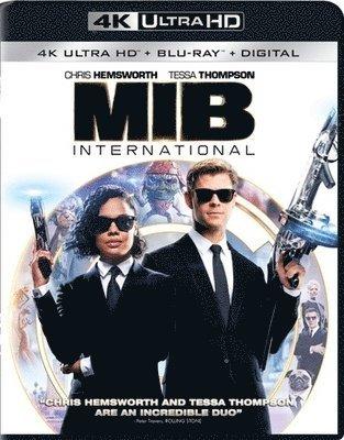 Men in Black: International - Men in Black: International - Film -  - 0043396551183 - September 3, 2019