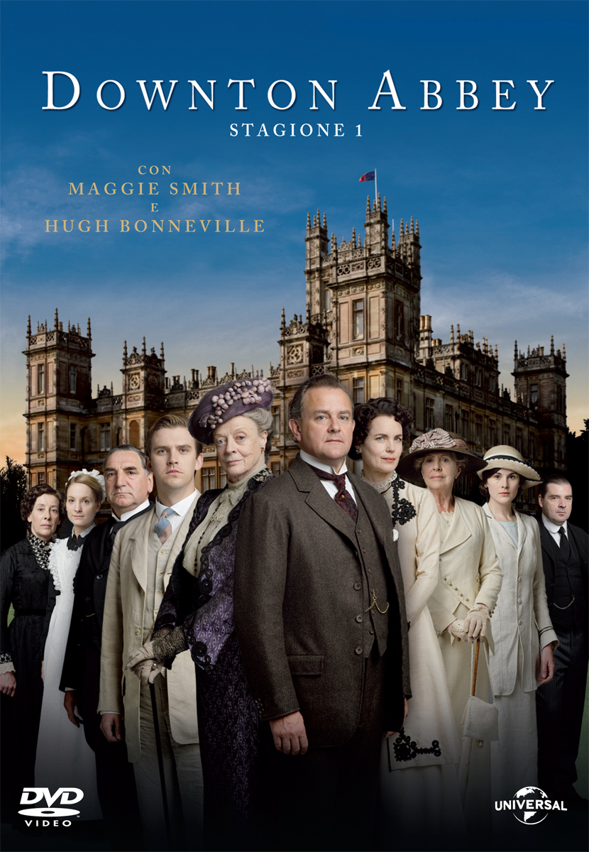 Downton Abbey - Stagione 01 - Movie - Film - Universal Pictures - 5050582924183 -