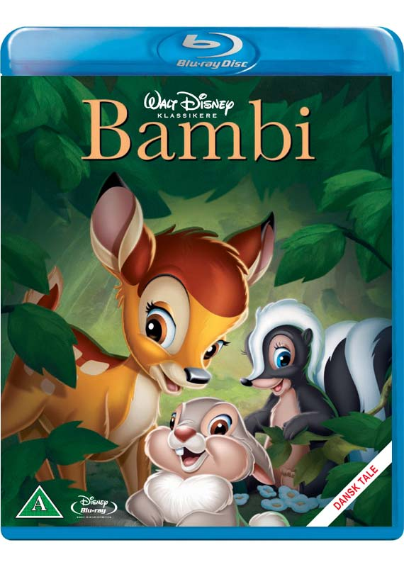 Bambi - Disney - Film -  - 8717418440183 - October 9, 2014