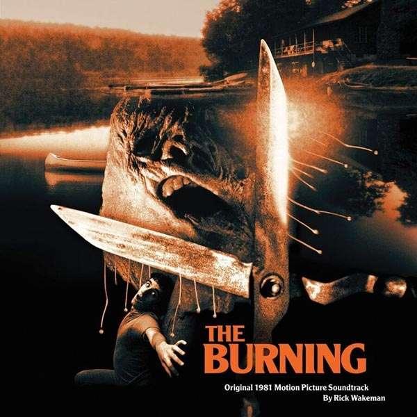 Burning - Rick Wakeman - Musik - ONE WAY STATIC - 0045079825185 - 15/9-2017