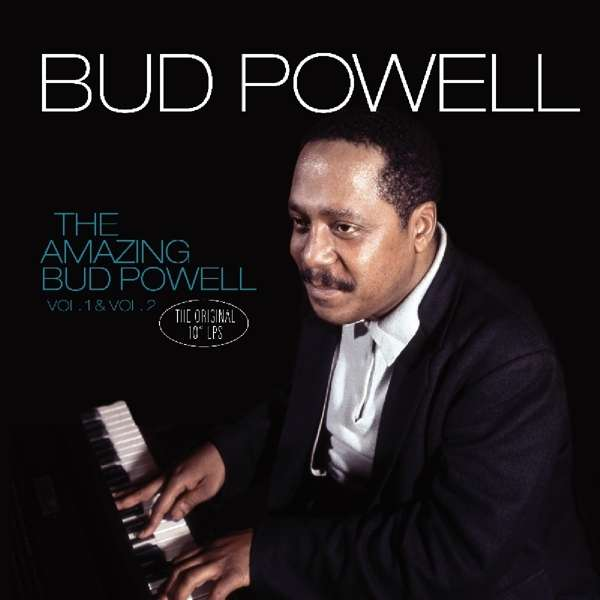 Amazing Bud Powell Vol 1 & 2 - Bud Powell - Musik - VINYL PASSION - 8719039005185 - 18/1-2019