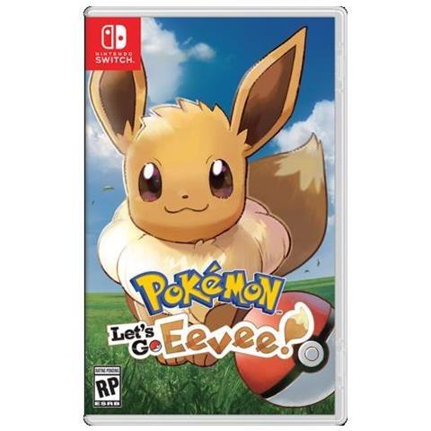Let's Go, Pikachu.Swit.2524840 - Pokémon - Bøger -  - 0045496423186 -
