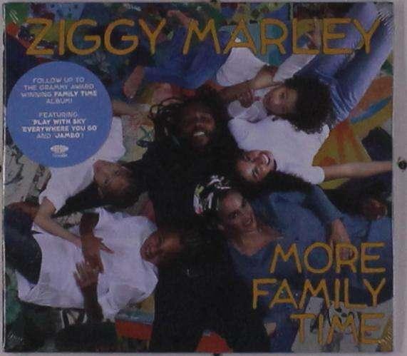 More Family Time - Ziggy Marley - Musik - V2 - 8717931339186 - September 18, 2020