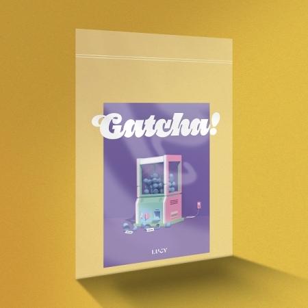 GATCHA! (4TH SINGLE ALBUM) - LUCY - Musik -  - 8804775164187 - June 25, 2021