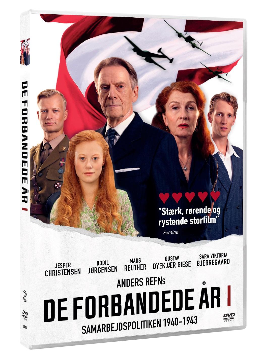 De Forbandede År -  - Film -  - 5706169003191 - 4/5-2020