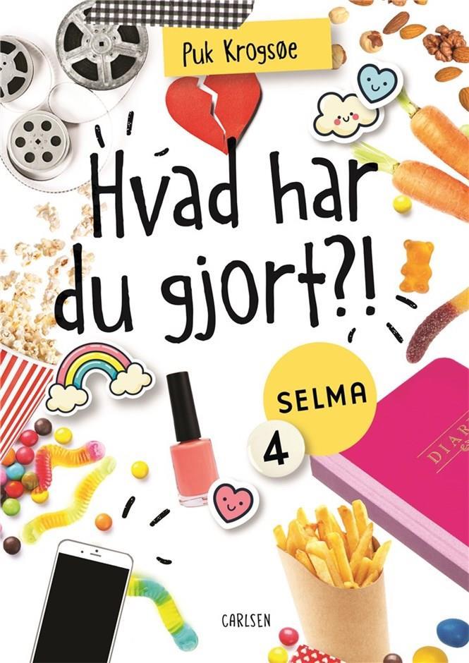 Selma: Selma (4) - Hvad har du gjort?! - Puk Krogsøe - Bøger - CARLSEN - 9788711907191 - 25/11-2019