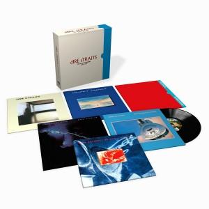 The Studio Albums 1978-1991 - Dire Straits - Musik - MERCU - 0602537529193 - 9/10-2020