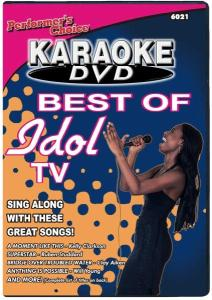 Best of Idol TV - Karaoke - Film - SOUND CHAMBER - 0729913602193 - 8/11-2019