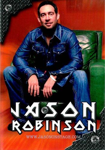Jason Robinson - Jason Robinson - Film - Deep Distribution - 0808609411193 - 11/12-2007