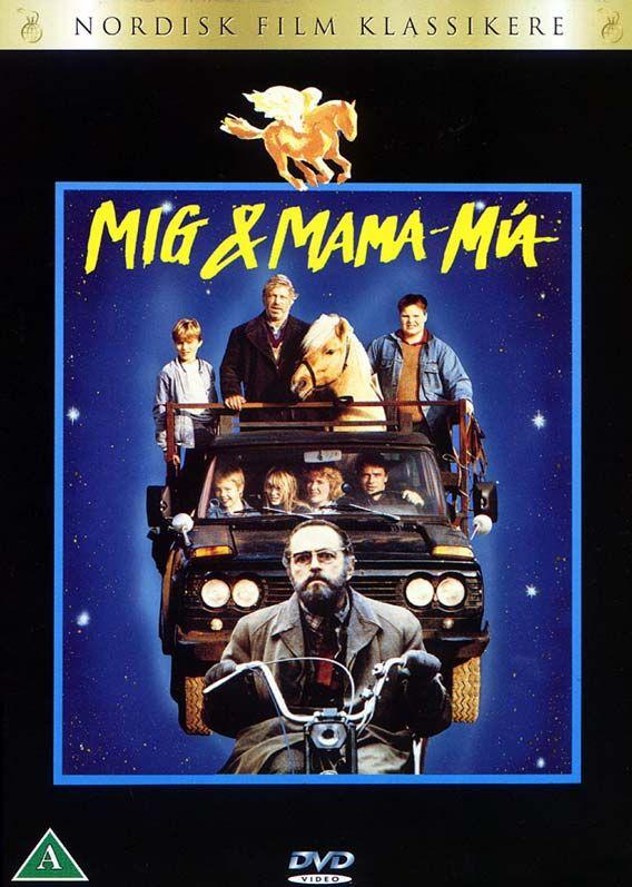 Mig og Mama-Mia - Film - Film -  - 5708758652193 - January 22, 2004