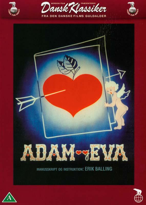 Adam Og Eva -  - Film - Nordisk Film - 5708758694193 - May 6, 2021