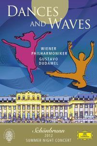 Summer Night Concert 2012 - Gustavo Dudamel/Wiener Philharmoniker - Film - Deutsche Grammophon - 0044007628195 - 28/6-2012