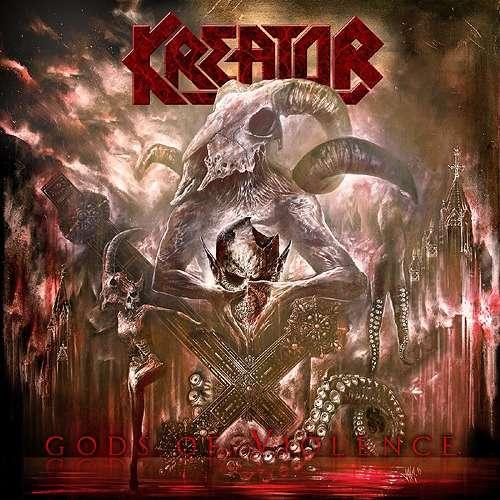 Gods of Violence <limited> - Kreator - Musik - 2GQ - 4562387202195 - 1970