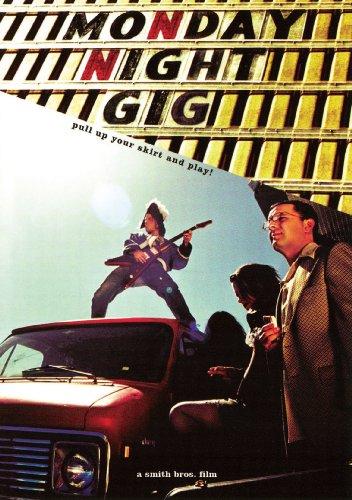 Monday Night Gig - Movie - Film - MVD - 0753907887198 - October 27, 2011