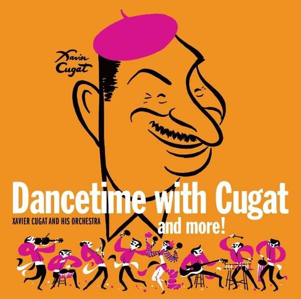 Dancetime with Xavier Cugat - Xavier Cugat - Musik - MVD - 5055122113201 - February 15, 2018