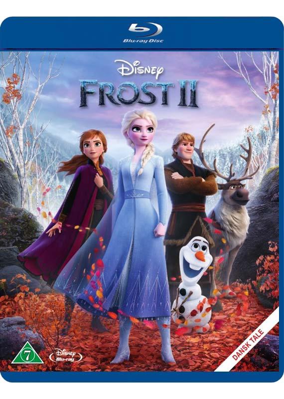 Frost 2 (Frozen 2) -  - Film -  - 8717418560201 - 22/5-2020