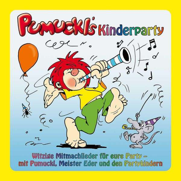 Pumuckls Kinderparty - Pumuckl - Musik - KARUSSELL - 0602435755205 - March 26, 2021