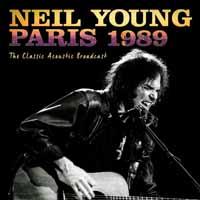 Paris 1989 - Neil Young - Musik - SUTRA - 0823564870205 - November 9, 2018