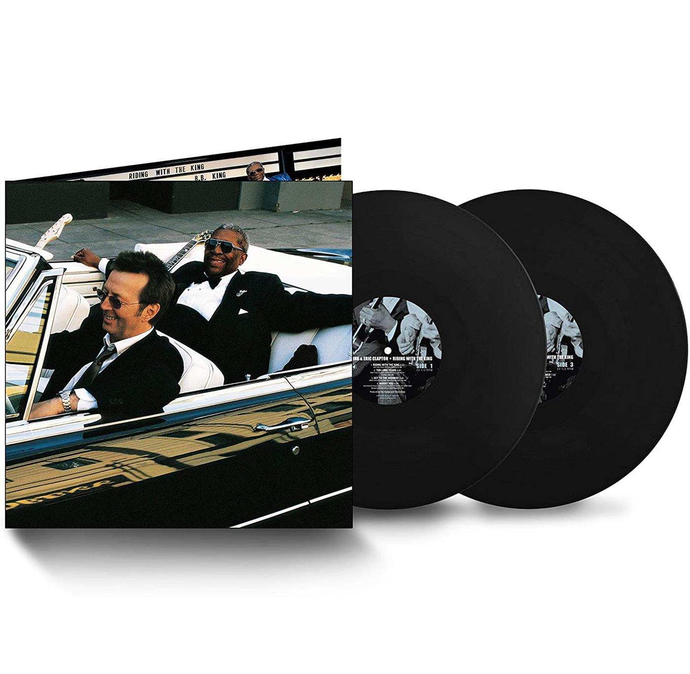 Riding With The King - Eric Clapton & B.B. King - Musik - Reprise - 0093624895206 - 26/6-2020