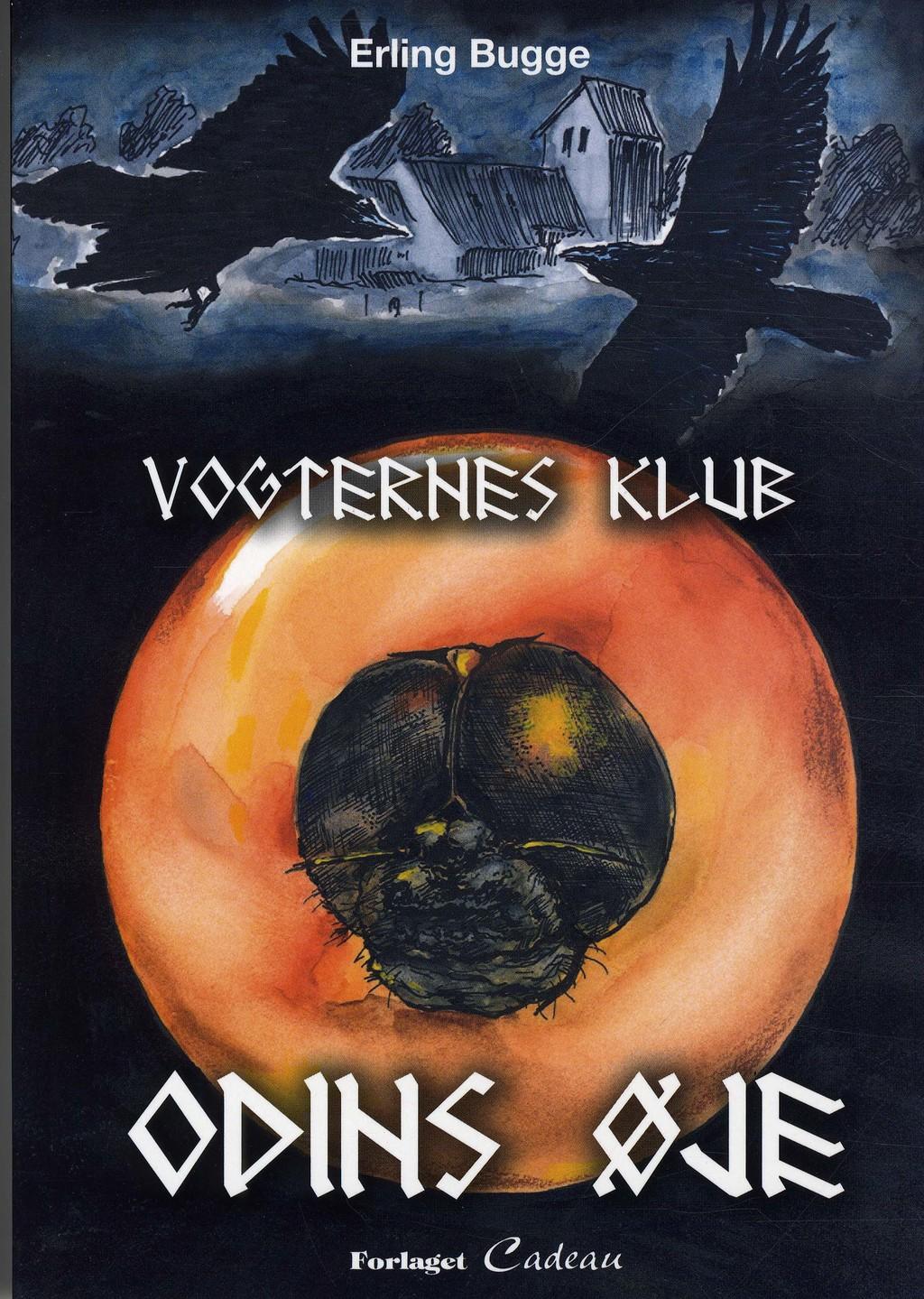 Odins Øje - Erling Bugge - Bøger - Cadeau - 9788792813206 - 15/6-2012