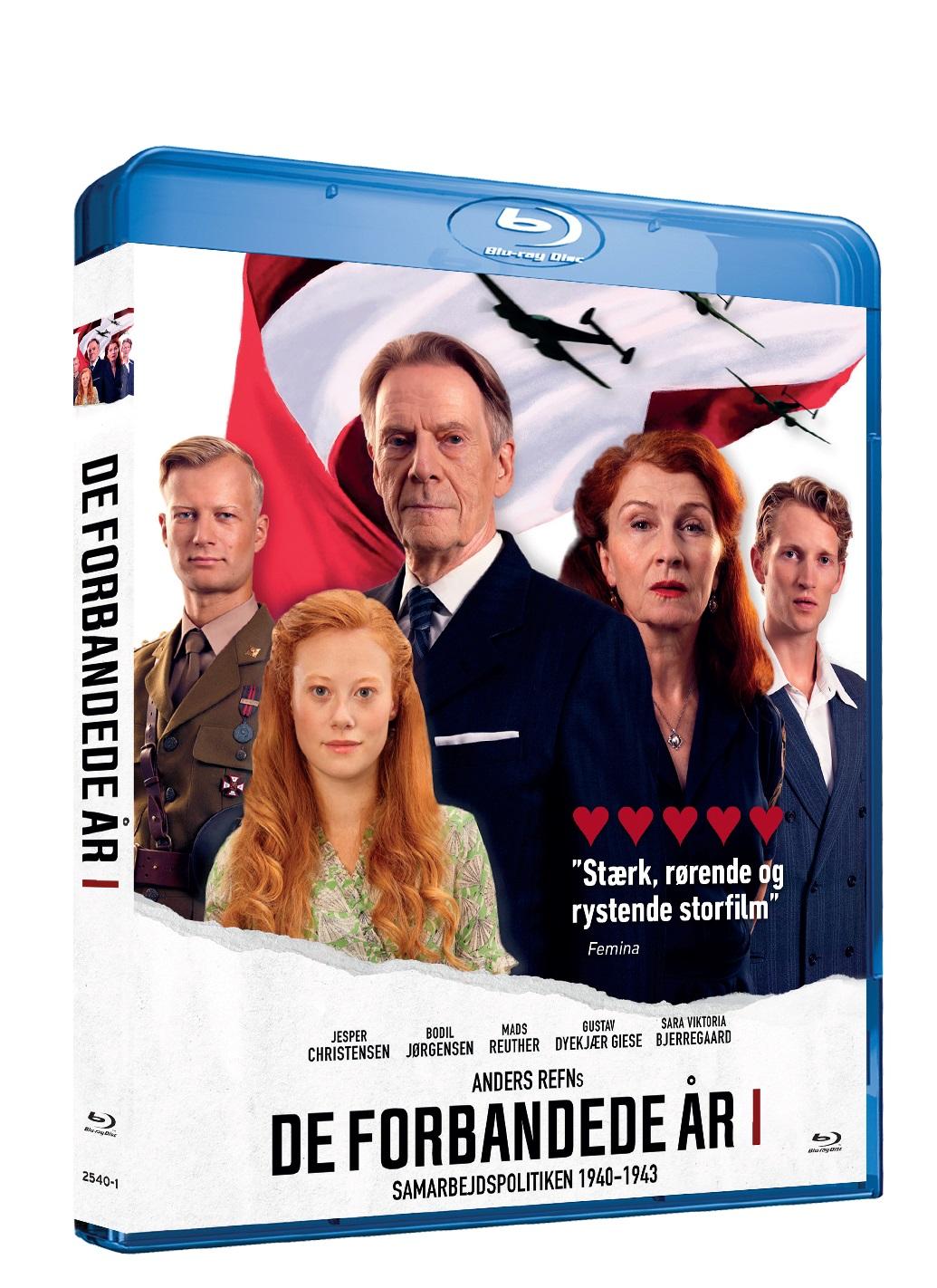 De Forbandede År -  - Film -  - 5706169003207 - 4/5-2020