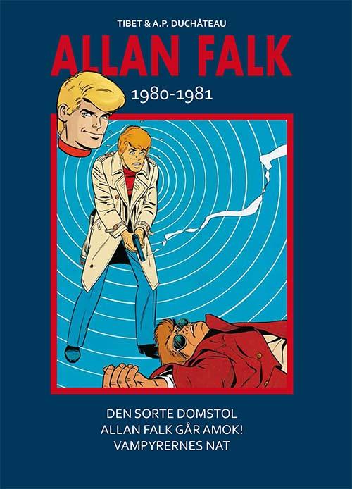 Allan Falk: Allan Falk 1980-1981 - Duchâteau - Bøger - Forlaget Zoom - 9788770211208 - May 25, 2020