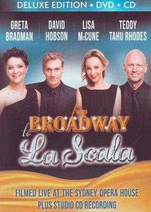From Broadway to La Scala - Teddy Tahu Rhodes - Musik -  - 0044007630211 - 20/10-2017