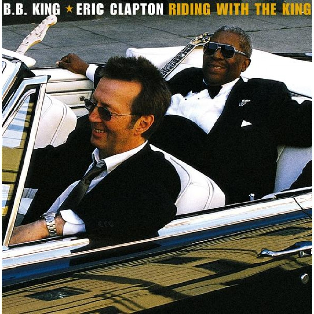 Riding with the King - Eric Clapton & B.B. King - Musik - WEA - 0093624761211 - June 12, 2014