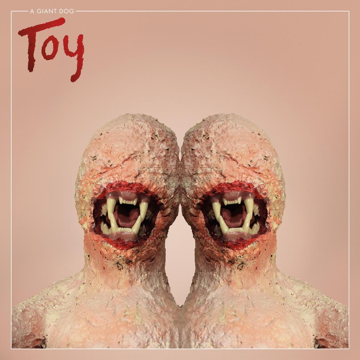 Toy - Giant Dog - Musik - MERGE - 0673855059211 - 25/8-2017
