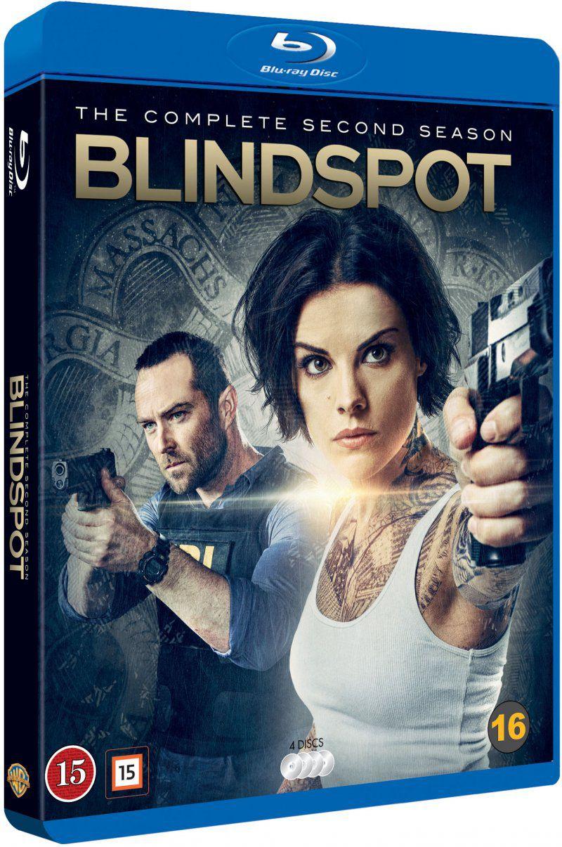 Blindspot - The Complete Second Season - Blindspot - Film -  - 7340112741211 - 30/11-2017