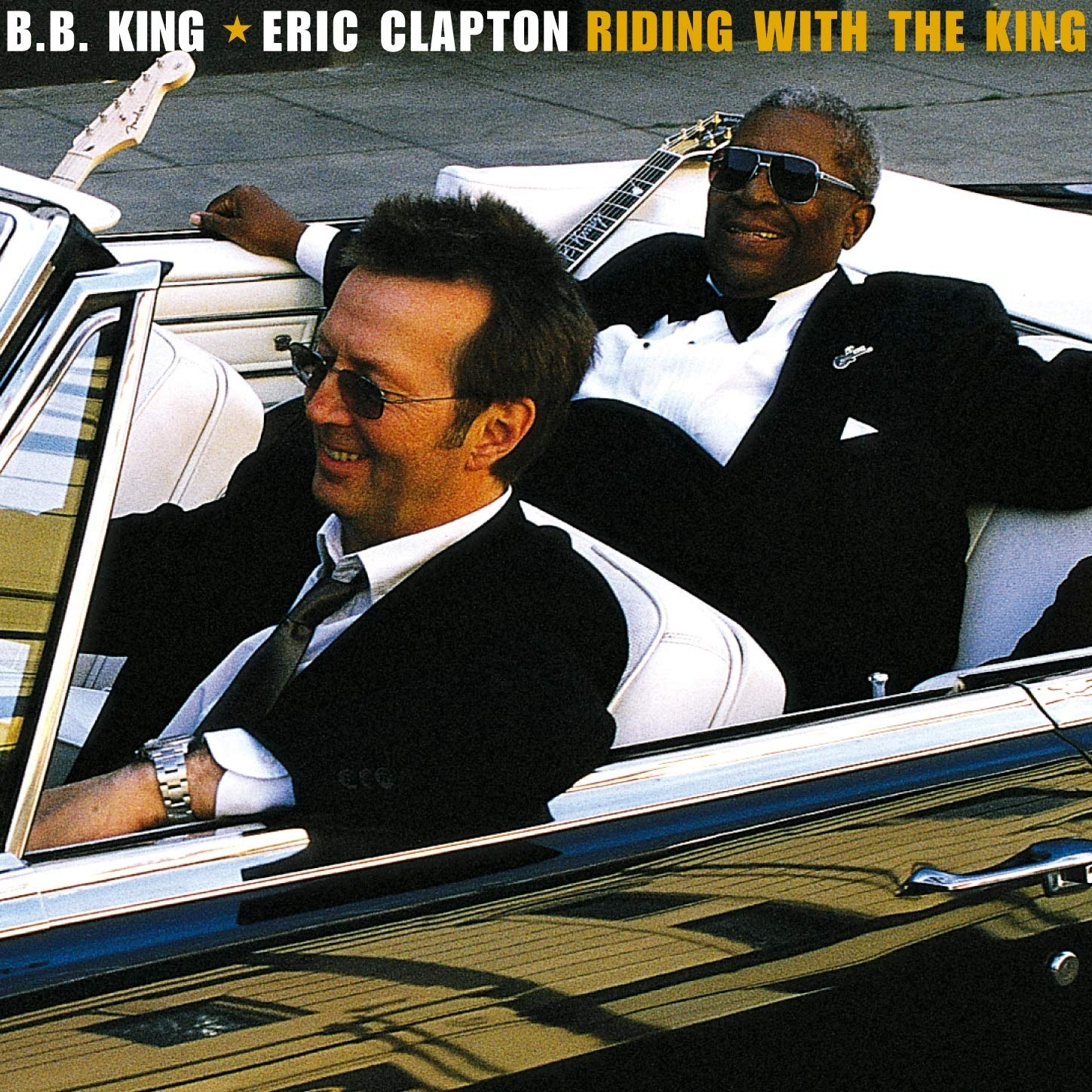Riding with the King - Eric Clapton & B.B. King - Musik - Reprise - 0093624895213 - 26/6-2020