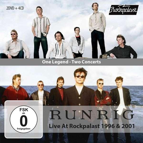 One Legend - Two Concerts - Runrig - Musik - MIG - 0885513909213 - October 30, 2020