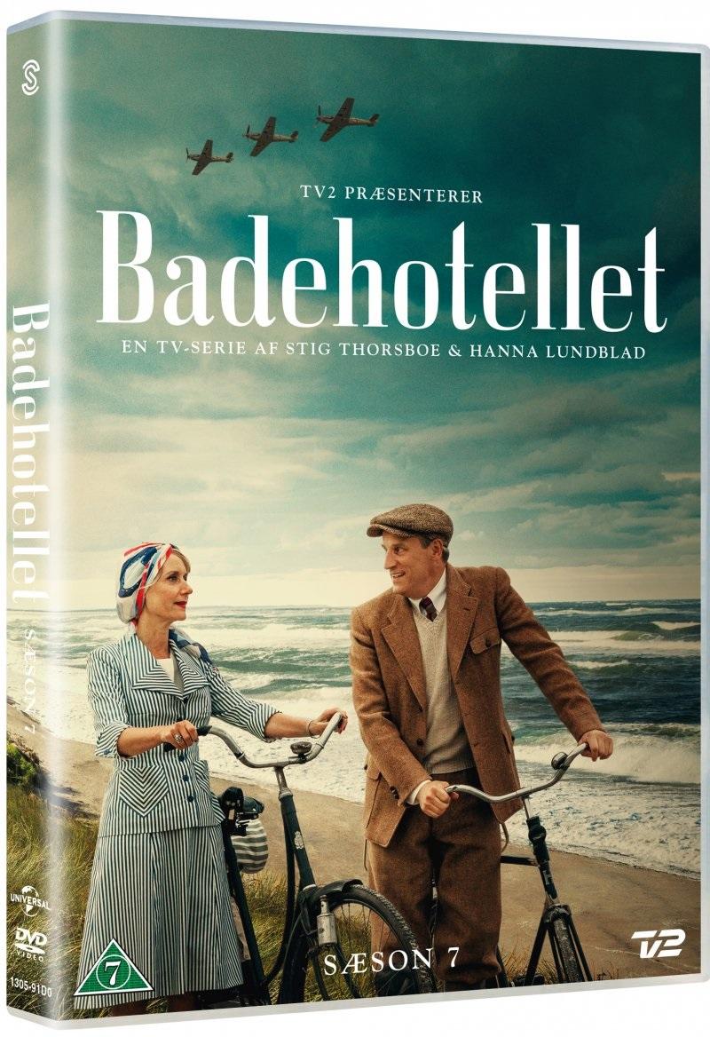 Badehotellet - Sæson 7 - Badehotellet - Film -  - 5706169003214 - 14/1-2020